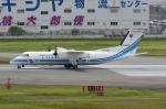 sky77さんが、福岡空港で撮影した海上保安庁 DHC-8-315Q MPAの航空フォト(写真)