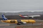 Take51さんが、新千歳空港で撮影した全日空 777-281/ERの航空フォト(写真)