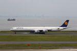 yousei-pixyさんが、羽田空港で撮影したルフトハンザドイツ航空 A340-642Xの航空フォト(写真)