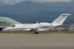 コギモニさんが、小松空港で撮影した国土交通省 航空局 525C Citation CJ4の航空フォト(写真)