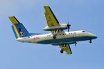 ゆっくんさんが、那覇空港で撮影した琉球エアーコミューター DHC-8-103 Dash 8の航空フォト(写真)