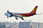 ゆっくんさんが、那覇空港で撮影した香港航空 A330-223の航空フォト(写真)
