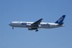 かずまっくすさんが、羽田空港で撮影した全日空 767-381/ERの航空フォト(写真)