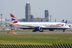 zettaishinさんが、成田国際空港で撮影したブリティッシュ・エアウェイズ 787-9の航空フォト(写真)