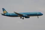 zettaishinさんが、成田国際空港で撮影したベトナム航空 A321-231の航空フォト(写真)