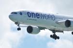 ゆっくんさんが、那覇空港で撮影した日本航空 777-346の航空フォト(写真)
