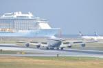 ゆっくんさんが、那覇空港で撮影したチャイナエアライン 747-409の航空フォト(写真)