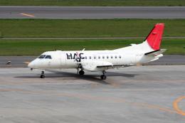もぐ3さんが、新千歳空港で撮影した北海道エアシステム 340B/Plusの航空フォト(写真)
