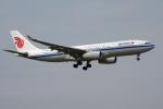 zettaishinさんが、成田国際空港で撮影した中国国際航空 A330-243の航空フォト(写真)