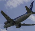 TopGunさんが、福岡空港で撮影したエアーニッポン 737-54Kの航空フォト(写真)