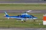 yabyanさんが、名古屋飛行場で撮影した日本デジタル研究所(JDL) A109E Powerの航空フォト(写真)