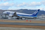 amagoさんが、伊丹空港で撮影した全日空 787-8 Dreamlinerの航空フォト(写真)