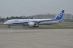 amagoさんが、伊丹空港で撮影した全日空 787-9の航空フォト(写真)