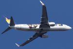 isiさんが、茨城空港で撮影したスカイマーク 737-86Nの航空フォト(写真)