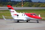 Dickiesさんが、静岡空港で撮影したホンダ・エアクラフト・カンパニー HA-420の航空フォト(写真)
