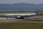 meijeanさんが、関西国際空港で撮影したチャイナエアライン A330-302の航空フォト(写真)