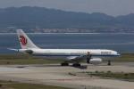 meijeanさんが、関西国際空港で撮影した中国国際航空 A330-243の航空フォト(写真)
