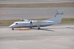 ワイエスさんが、中部国際空港で撮影した国土交通省 航空局 DHC-8-315Q Dash 8の航空フォト(写真)
