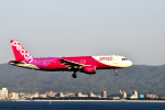 we love kixさんが、関西国際空港で撮影したピーチ A320-214の航空フォト(写真)
