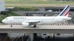 誘喜さんが、パリ オルリー空港で撮影したエールフランス航空 A320-214の航空フォト(写真)