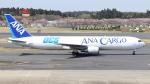 誘喜さんが、成田国際空港で撮影した全日空 767-381F/ERの航空フォト(写真)