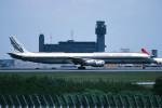 トロピカルさんが、成田国際空港で撮影したエバーグリーン航空 DC-8-73CFの航空フォト(写真)