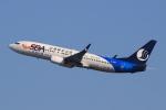 なぁちゃんさんが、関西国際空港で撮影した山東航空 737-85Nの航空フォト(写真)