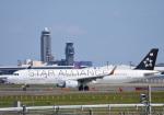 mojioさんが、成田国際空港で撮影したアシアナ航空 A321-231の航空フォト(写真)