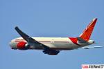 狭心症さんが、成田国際空港で撮影したエア・インディア 777-237/LRの航空フォト(写真)