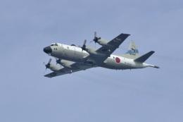 senyoさんが、三浦湾上空で撮影した海上自衛隊 P-3Cの航空フォト(写真)