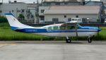 航空見聞録さんが、八尾空港で撮影した朝日航空 T207 Turbo Skywagon 207の航空フォト(写真)