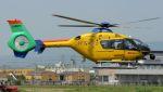 航空見聞録さんが、八尾空港で撮影した阪急航空 EC135T1の航空フォト(写真)