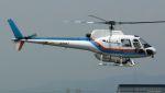 航空見聞録さんが、八尾空港で撮影した東邦航空 AS350B Ecureuilの航空フォト(写真)