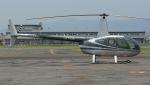 航空見聞録さんが、八尾空港で撮影した法人所有 R44 Astroの航空フォト(写真)