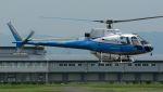 航空見聞録さんが、八尾空港で撮影した阪急航空 AS350B Ecureuilの航空フォト(写真)