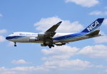 mojioさんが、成田国際空港で撮影した日本貨物航空 747-4KZF/SCDの航空フォト(写真)