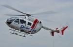 Soraya_Projectさんが、東京ヘリポートで撮影した東邦航空 BK117C-2の航空フォト(写真)