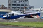 Soraya_Projectさんが、東京ヘリポートで撮影した昭和リース AS350B3 Ecureuilの航空フォト(写真)