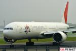 狭心症さんが、成田国際空港で撮影した日本航空 777-346/ERの航空フォト(写真)