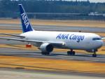 十六夜 NWAさんが、成田国際空港で撮影した全日空 767-381/ER(BCF)の航空フォト(写真)