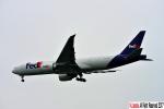 狭心症さんが、成田国際空港で撮影したフェデックス・エクスプレス 777-FS2の航空フォト(写真)