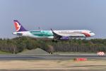 あにいさんが、成田国際空港で撮影したマカオ航空 A321-231の航空フォト(写真)