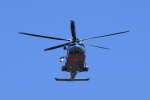 Timothyさんが、成田国際空港で撮影した千葉県警察 AW139の航空フォト(写真)
