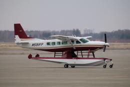 北の熊さんが、新千歳空港で撮影したTEXTRON AVIATION INCの航空フォト(写真)