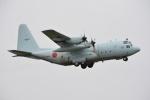 SKY☆101さんが、厚木飛行場で撮影した海上自衛隊 C-130Rの航空フォト(写真)