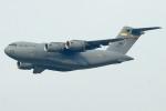 apphgさんが、ソウル空軍基地で撮影したアメリカ空軍 C-17A Globemaster IIIの航空フォト(写真)