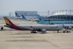 ハピネスさんが、関西国際空港で撮影したアシアナ航空 A330-323Xの航空フォト(写真)