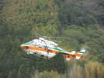 kamonhasiさんが、静岡ヘリポートで撮影した静岡県消防防災航空隊 BK117C-1の航空フォト(写真)