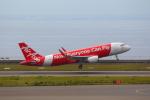じゃりんこさんが、中部国際空港で撮影したエアアジア・ジャパン A320-216の航空フォト(写真)