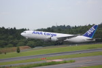 meijeanさんが、成田国際空港で撮影した全日空 767-381/ER(BCF)の航空フォト(写真)